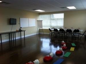 St Mark James Training Center