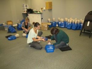 Canadian CPR Training Courses in Saskatoon, Saskatchewan