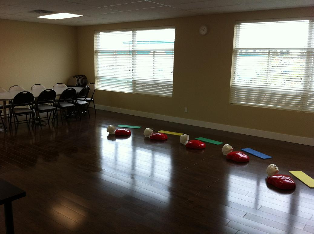 Cpr Training Courses In Surrey