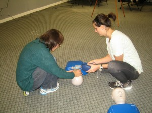 Canadian CPR Courses in Hamilton, Ontario