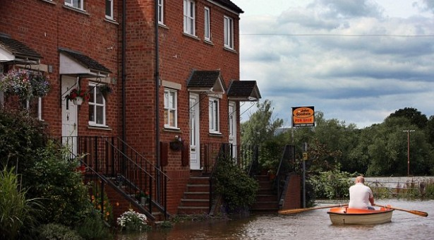 Is Your Home At Risk for Flooding?