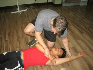 Canadian CPR Courses in Nanaimo, B.C.