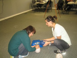 Canadian CPR Courses in Lethbridge, Alberta